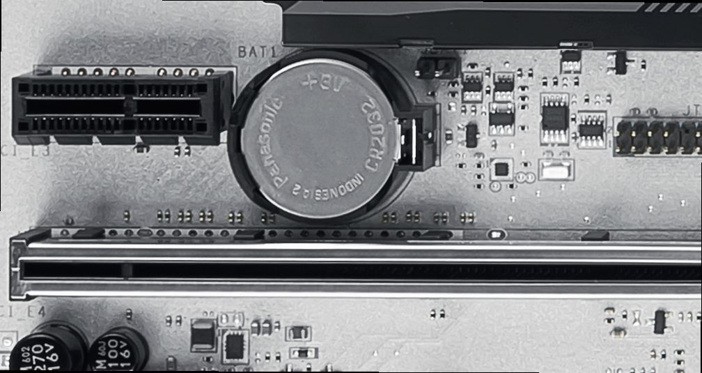 Если батарея на материнской плате разрядилась, последняя при каждом отключении от питания сбрасывает параметры BIOS