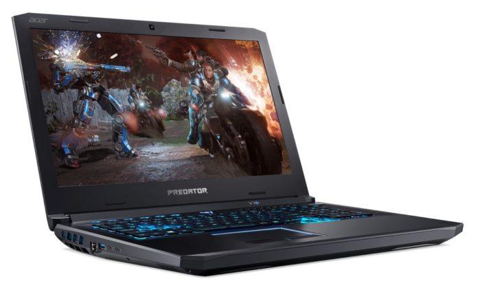 Мощнейший игровой ноутбук Acer Predator Helios 500 появился на русском рынке