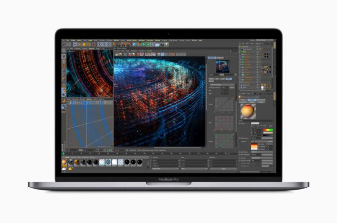 Apple выпустила новые ноутбуки MacBook Pro синновационным чипом T2