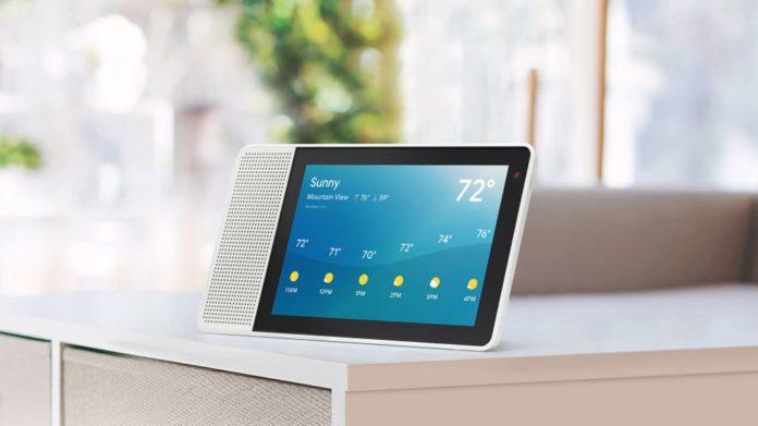Начались продажи первого «умного» дисплея с Google Ассистентом