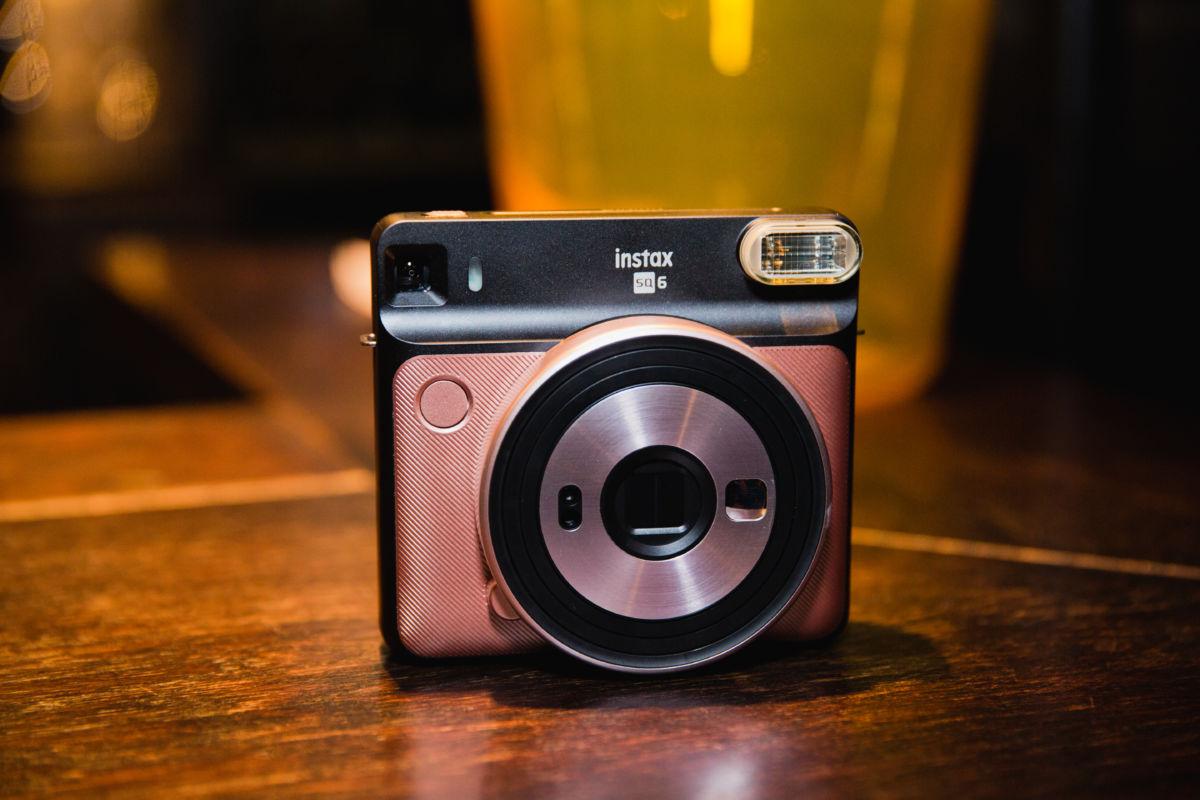 FUJIFILM представила на российском рынке камеру моментальной печати – Instax SQ6