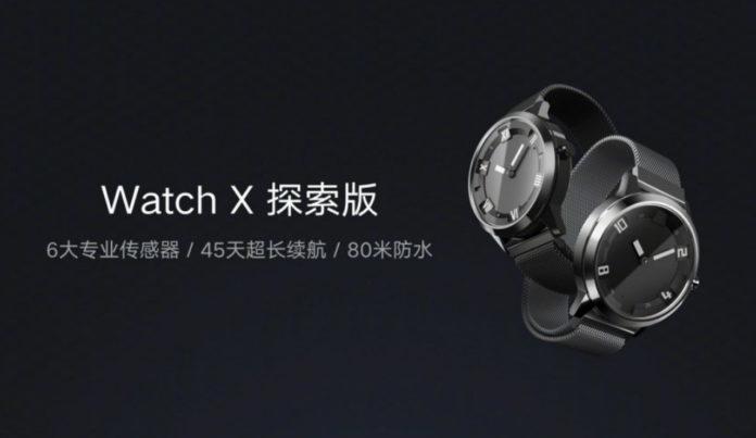 Умные часы Lenovo Watch X распродали за 15 секунд