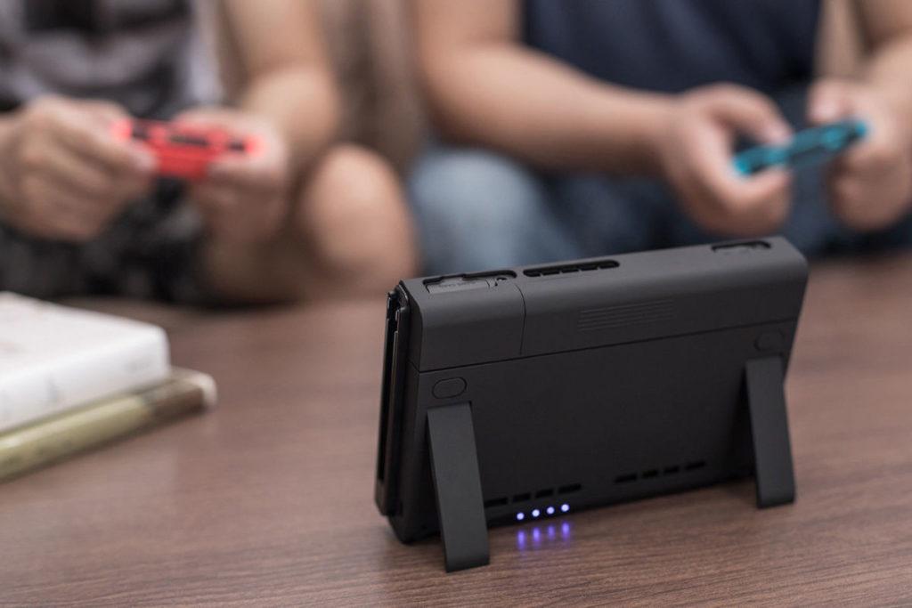 Чем зарядить NintendoSwitch в дороге? Подбираем powerbank