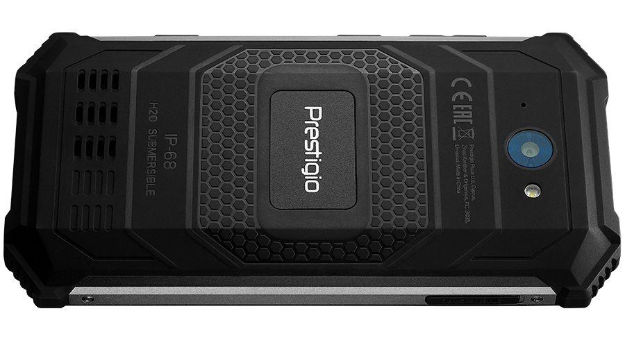 Противоударный смартфон Prestigio Muze G7 LTE получил защиту от пыли и воды по стандарту IP68
