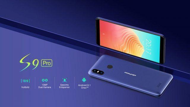 Достойный «середнячок» Ulefone S9 Pro оценен всего в $100