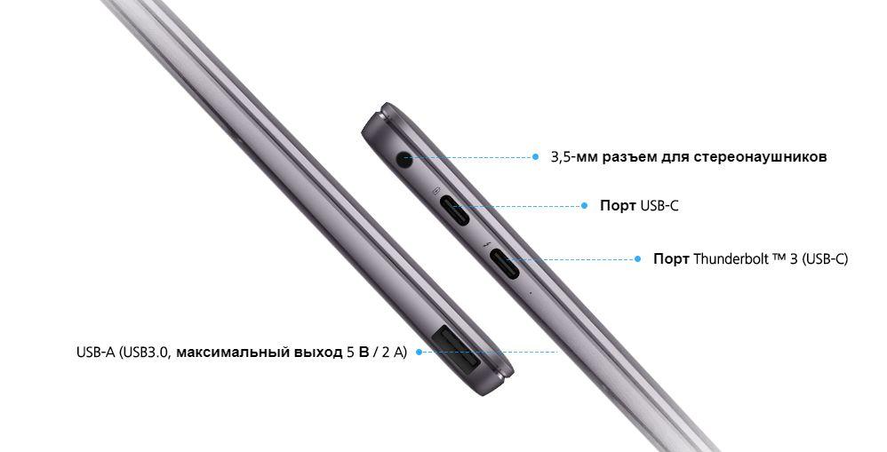 Обзор ноутбука Huawei Matebook X Pro: стиль, мощь и потайная камера