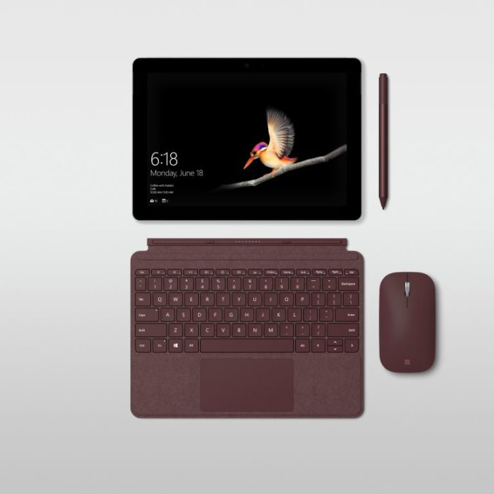 Самый дешевый и компактный планшет от Microsoft представлен официально