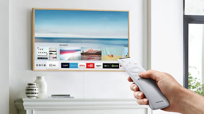 Samsung The Frame UE55LS003A: картина или телевизор?