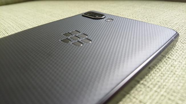 Тест BlackBerry Key2: стильный смартфон с большой клавиатурой