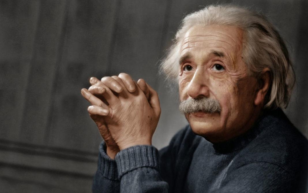 Виртуальный Энштейн поможет людям стать уверенней: цитаты ученого