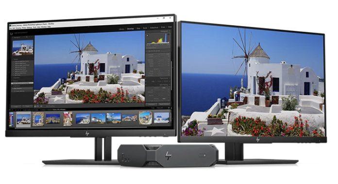 Мини-ПК HP Z2 Mini G4 получил мощное железо и дискретную видеокарту