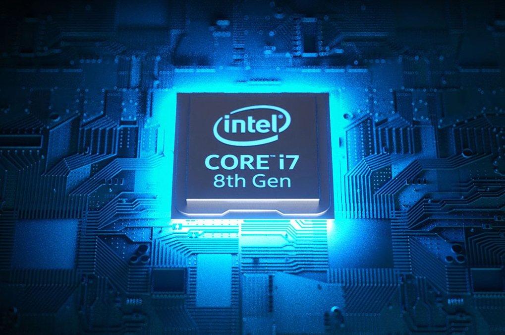 Тест Intel Core i7-8750H: Очень сильный мобильный процессор