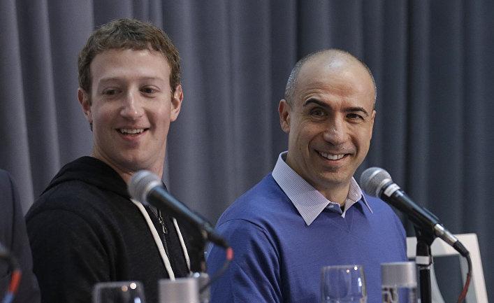 Mail.ru подозревают в организации утечек данных с Facebook