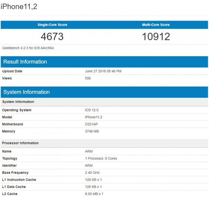 Утечка о новом iPhone: революции не будет?