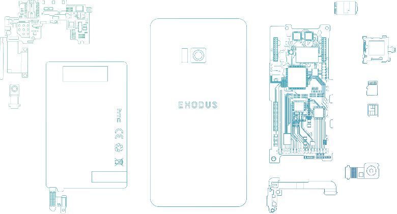 HTC выпустит блокчейн-смартфон Exodus осенью