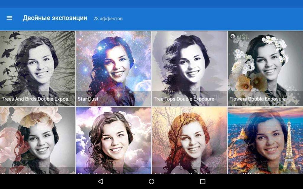 Лучшие приложения для создания коллажей на Android