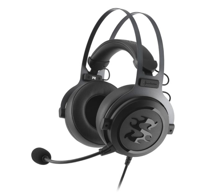 Гарнитура Skiller SGH3 получила внешнюю звуковую карту