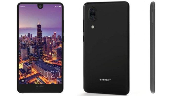 Sharp представила недорогие смартфоны Aquos C10 и Aquos B10
