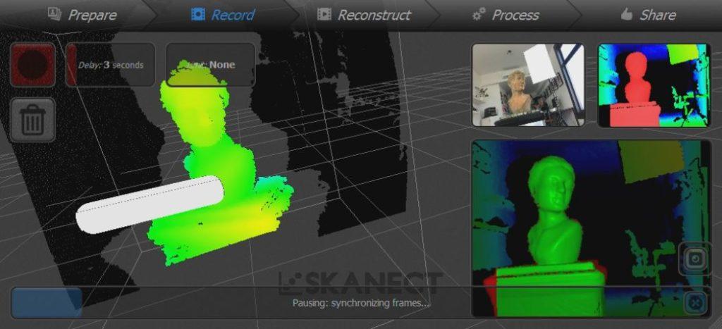 Как использовать Xbox Kinect в качестве домашнего 3D-сканера