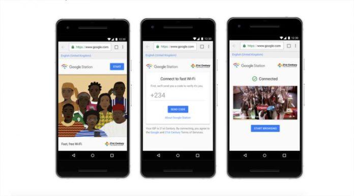 Google бесплатно раздает интернет