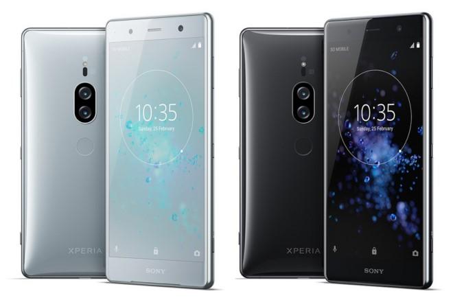Sony Xperia XZ2 Premium в России стоит столько же, сколько iPhone X