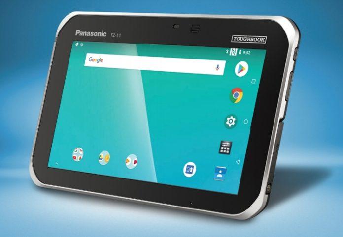 Сверхпрочный бизнес-планшет Panasonic Toughbook L1 можно купить за $1500