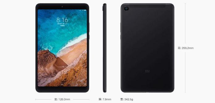 Планшет Xiaomi Mi Pad 4 LTE поступает в продажу по цене $220