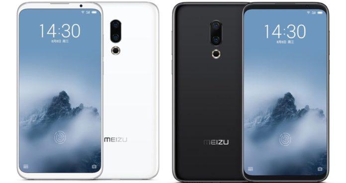 Флагманский смартфон Meizu 16 оказался дешевым, но очень крутым