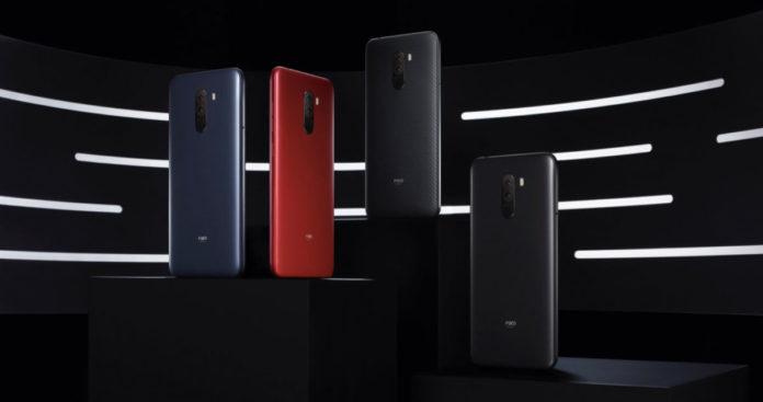 Самый дешевый флагман Xiaomi Pocophone F1 представлен официально