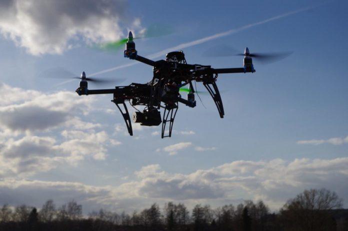 В России будут штрафовать за незарегистрированные дроны