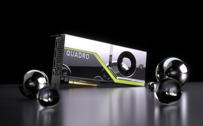 NVIDIA представила первые видеокарты на базе новой архитектуры Turing