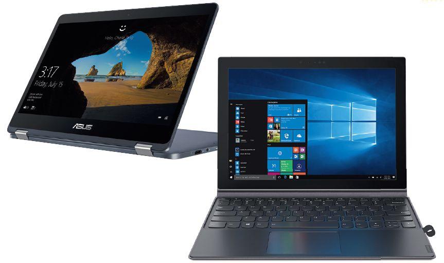 Вариант Windows 10 on ARM работает на устройствах Always on, таких как ASUS NovaGo и Lenovo Miix 630 — по заявлению разработчиков, до 24 часов без подзарядки