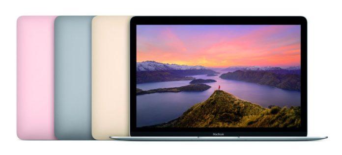 Apple показала худшие продажи ноутбуков за последние 8 лет