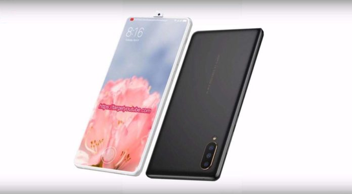 Названы характеристики и цена Xiaomi Mi Mix 3