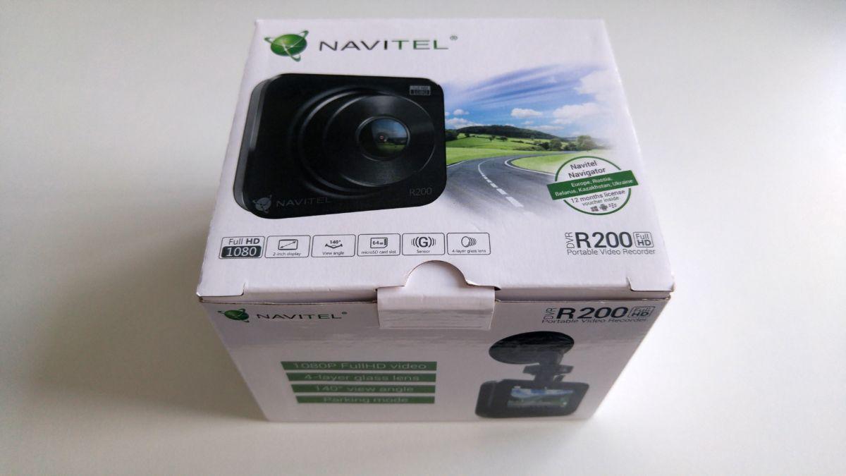 Обзор видеорегистратора NAVITEL DVR R200: бюджетное решение с качественной оптикой