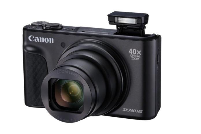 Карманная камера от Canon получила гигантский зум