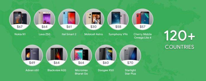 Представлена ОС Android 9 Pie Go Edition для бюджетных смартфонов