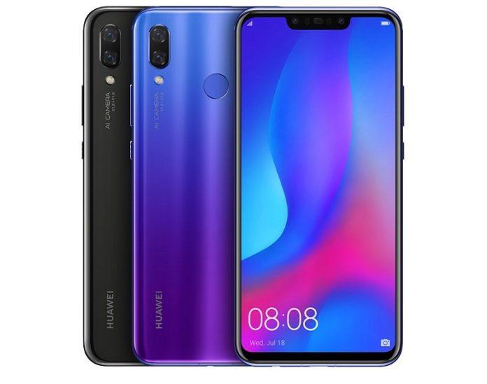Названа российская цена мощного смартфона Huawei Nova 3