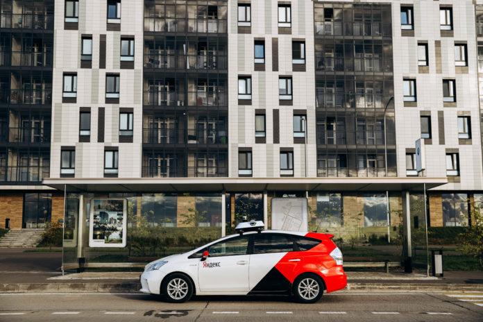 Российский город стал первым в Европе, где можно прокатиться на беспилотном такси