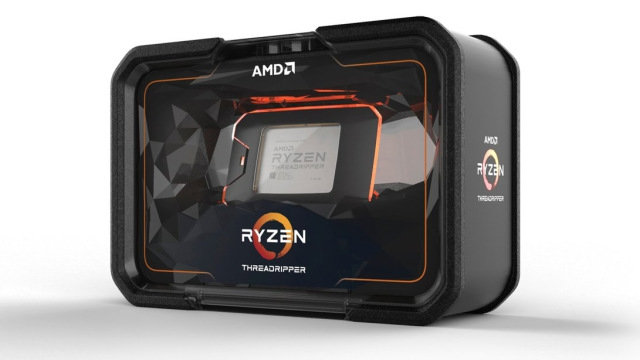 AMD Ryzen Threadripper 2950X тест