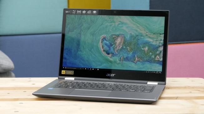 Тест Acer Spin 3 SP314-51-P0WG: отличный трансформер среднего класса
