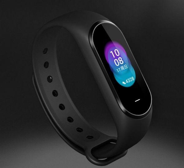 Xiaomi представила фитнес-браслет с цветным экраном и NFC-модулем
