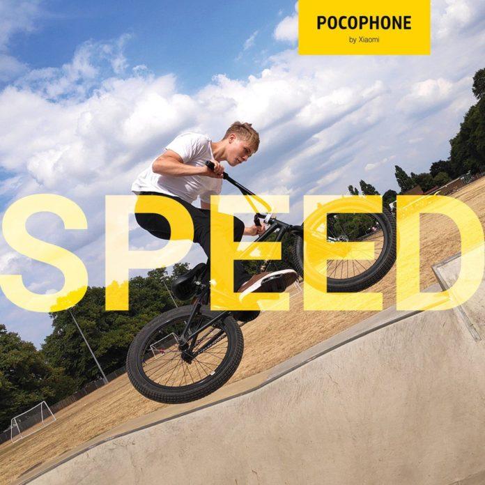 Xiaomi Pocophone F1 станет самым дешевым смартфоном с флагманским процессором