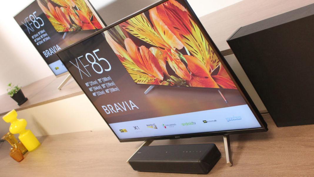 Тест Sony KD-43XF8505: маленький телевизор для большой семьи