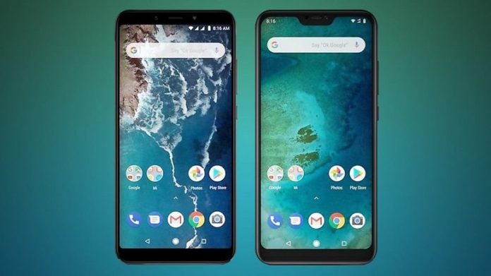 Названы российские цены Xiaomi Mi A2 и Mi A2 Lite на чистой Android