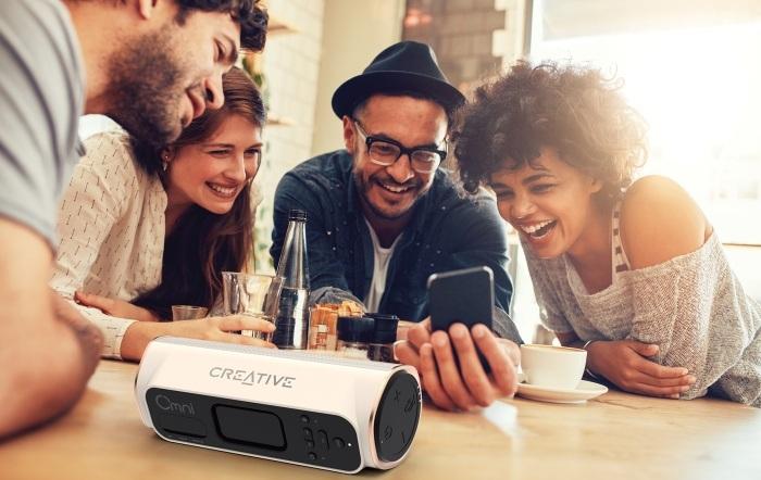 Обзор Bluetooth-колонки Creative Labs Omni