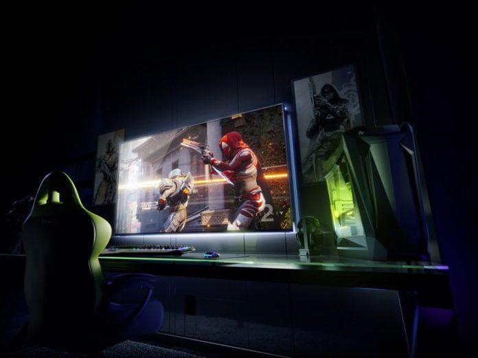 Гигантские игровые 4К-мониторы от Nvidia будут стоить очень дорого