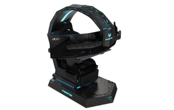 Acer воплотила мечту любого геймера