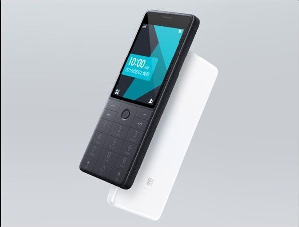 Xiaomi представила свой первый кнопочный мобильный телефон
