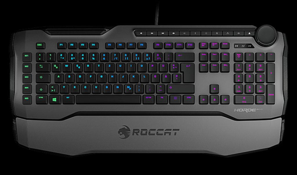 Тест игровых клавиатур: две модели с разнымиконцепциями
